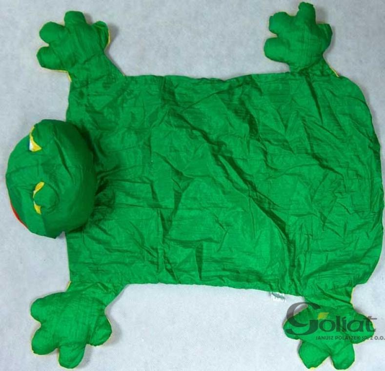 Poduszka żaba