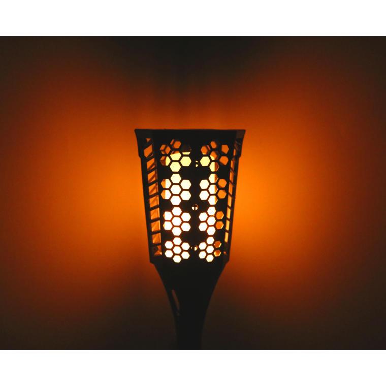 Lampa solarna słupek EGZOTYCZNA