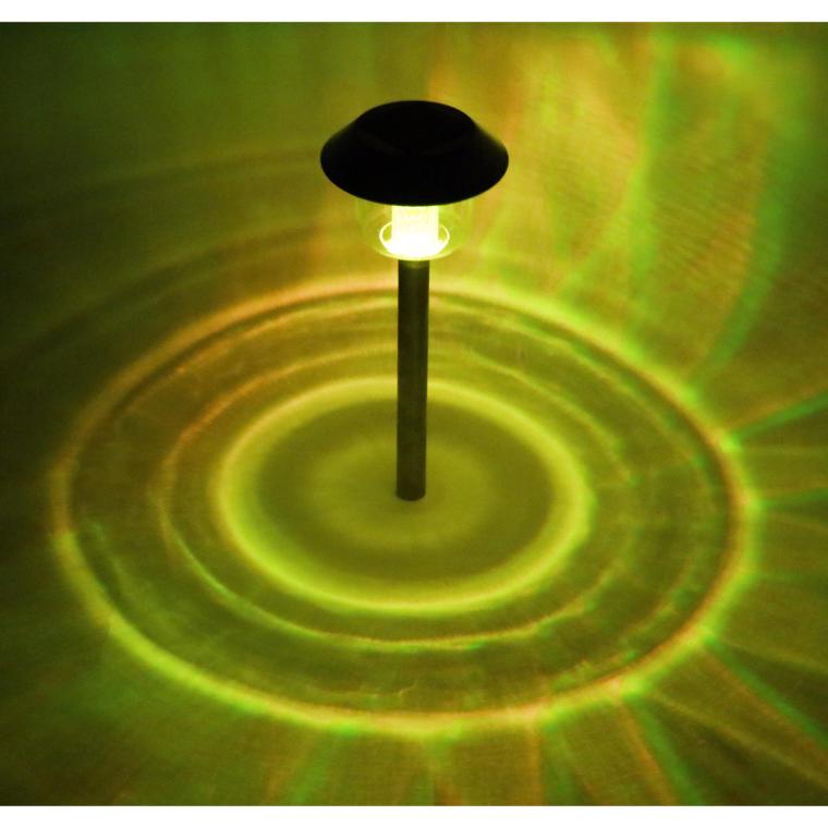Lampa solarna słupek