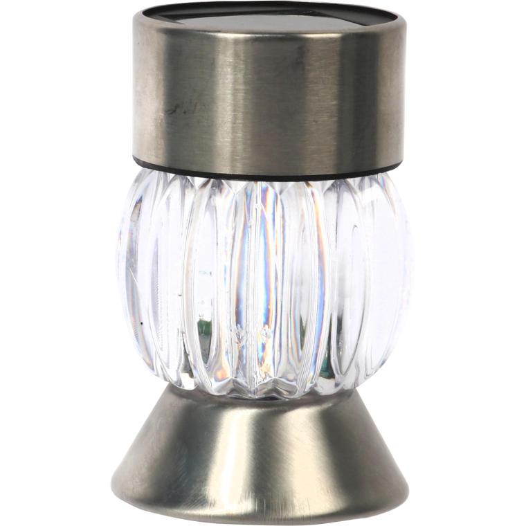 LAMPA SOLARNA SŁUPEK DIAMENT
