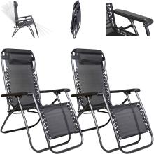 Zestaw 2 foteli ogrodowych BS69
