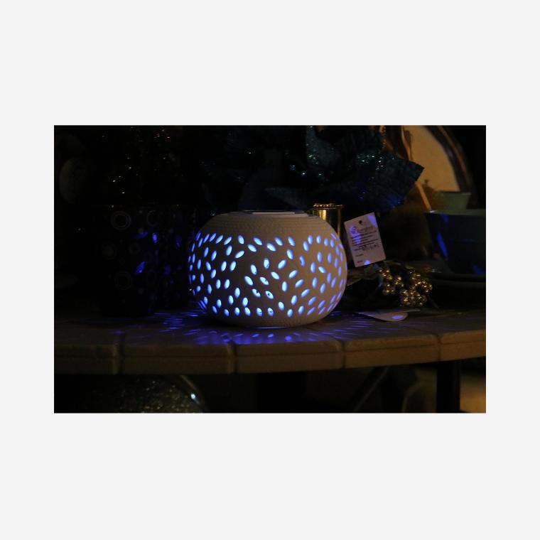 Dekoracyjna lampa stołowa solarna[120958]