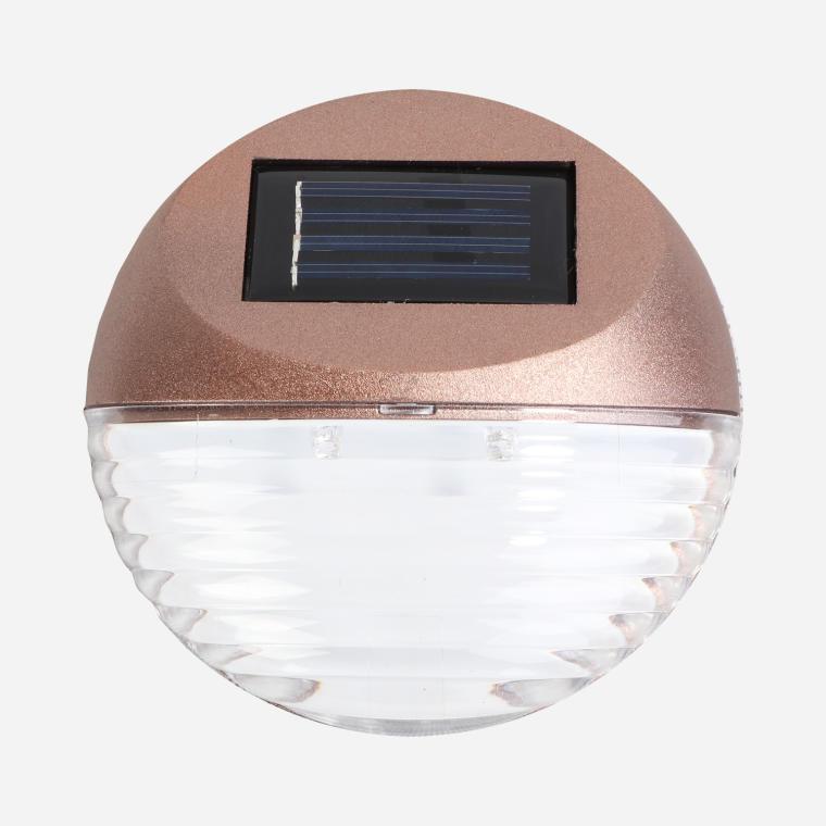 Lampa solarna schodowa