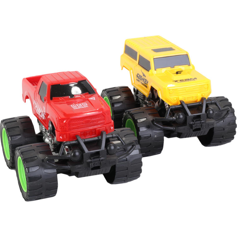 Zestaw 2 aut w kartonowym opakowaniu