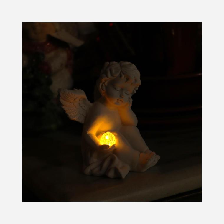 Aniołek siedzący 10 cm