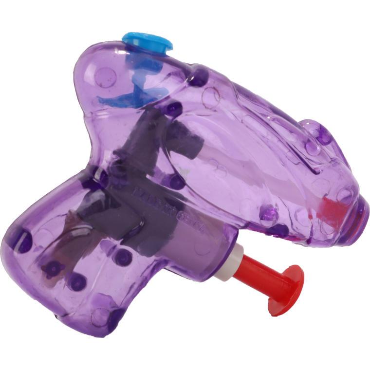 Mini pistolet na wodę fioletowy