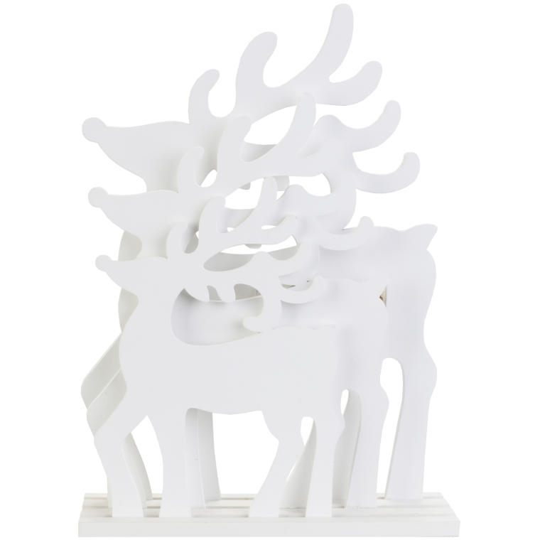 Dekoracja renifer 3D