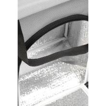 Krzesło turystyczne z torbą izolacyjną szare I