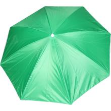 Zielony parasol plażowy 160 cm