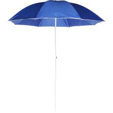 Niebieski parasol plażowy 180 cm