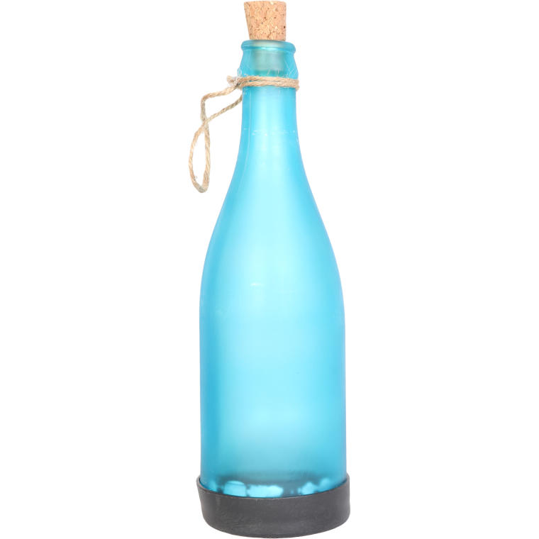 Butelka solarna niebieska