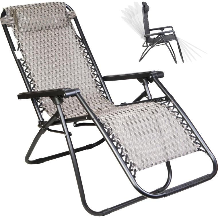 Fotel ogrodowy BS69 khaki