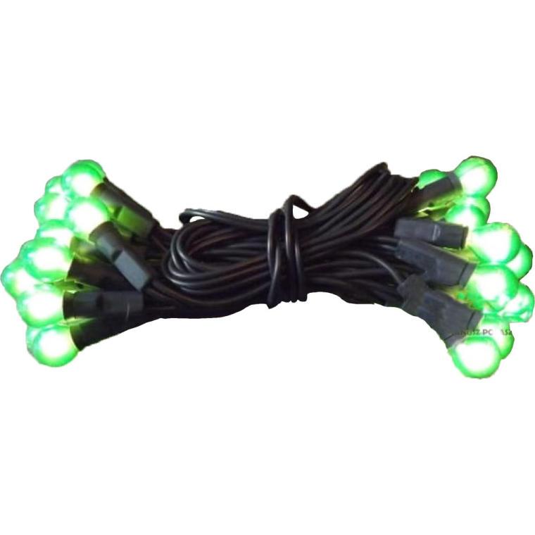 35L Lampki-kulki/zielone [H35P]