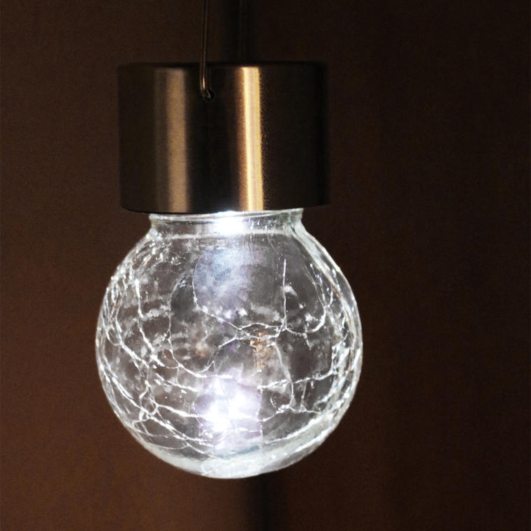 Lampka solarna żarówka